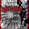 Epitome, Mord'A'Stigmata, Misteria, Atropine; Rzeszów, Klub Vinyl; 1.09.2017
