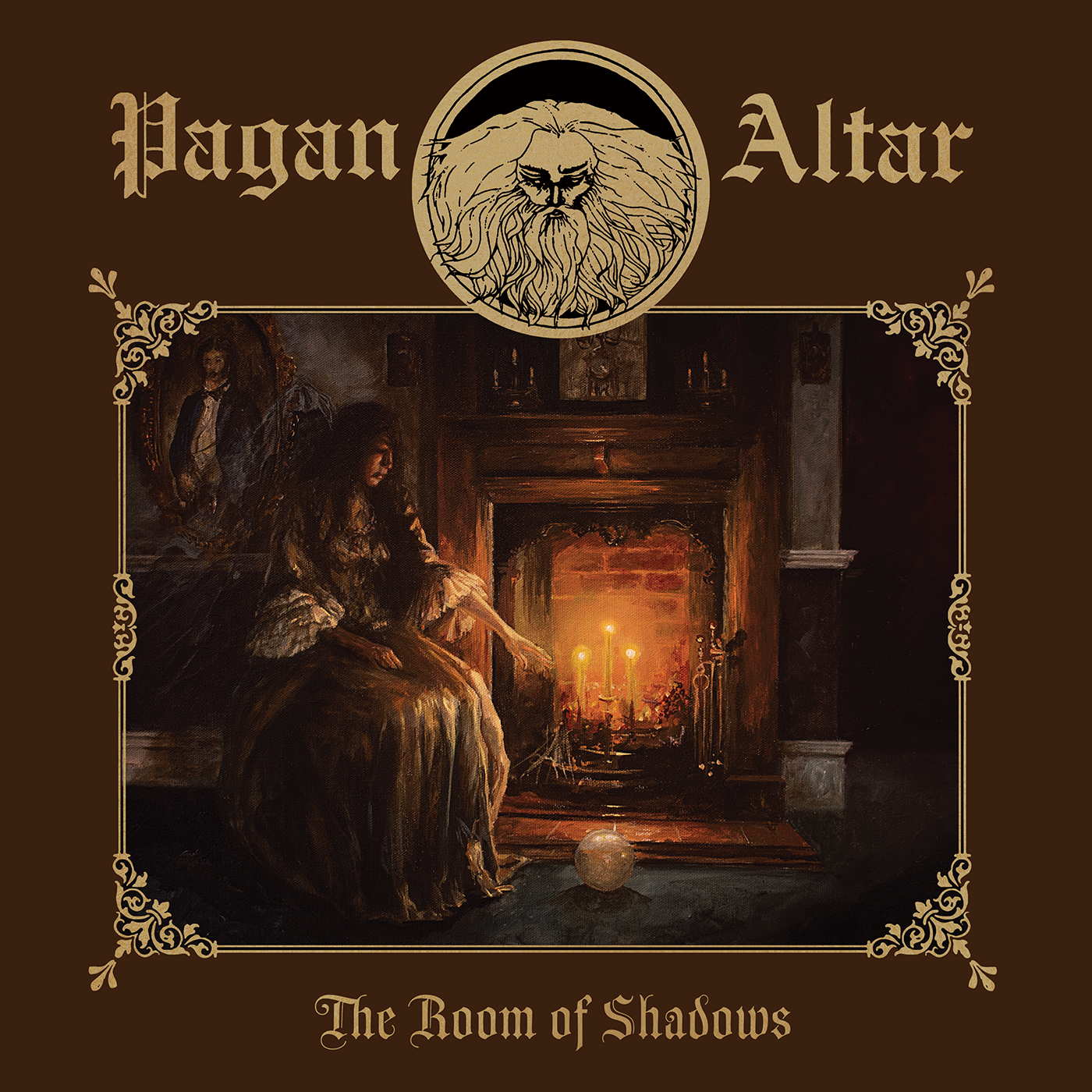 "Pagan Altar ""The Room of Shadows"""