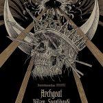 Continental Crucifixion Tour 2017: Archgoat, Bölzer, Svartidauði, Eggs Of Gomorrh; Klub Ucho, Gdynia; 11.10.2017