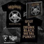 Witchfuck – minialbum, koszulka i koncert