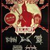Breslauer Thrash Fest III; Wrocław, Ciemna Strona Miasta; 18.11.2017