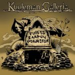 Drugi materiał Kuoleman Galleria na dniach