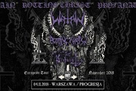 Watain - koncert