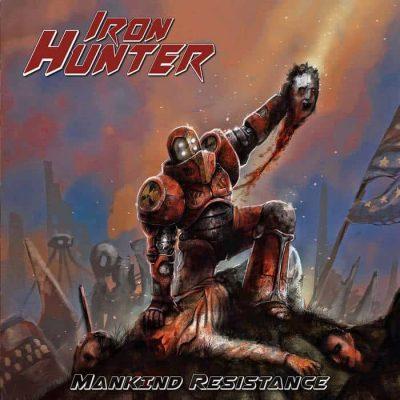 Okładka Iron Hunter