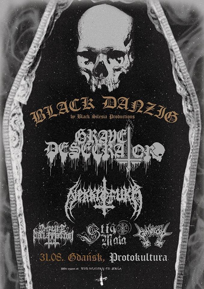 Black Danzig – nowa cykliczna impreza w Gdańsku