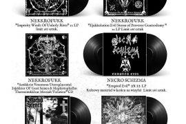 Putrid Cult wydawnictwa
