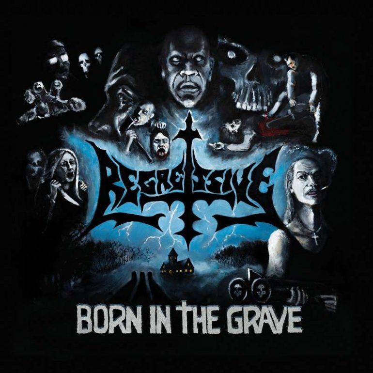 Regressive Born in the Grave picture