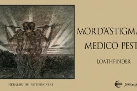 Plakat trasy Heralds of Nothingness