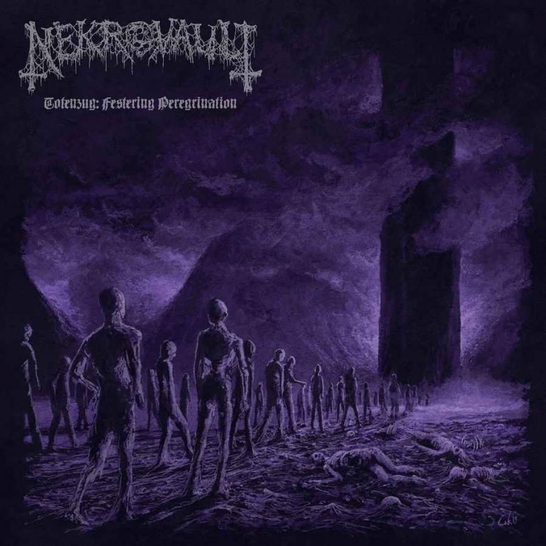 Nekrovault > Totenzug: Festering Peregrination
