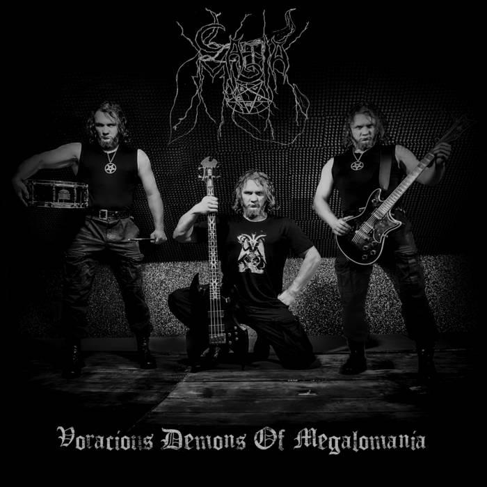 Czarna Magia Voracious Demons of Megalomania
