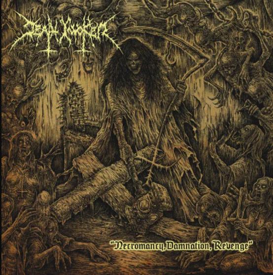 death invoker EP