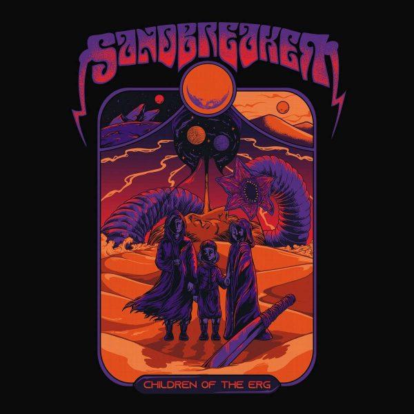 Sandbreaker > Children of the Erg