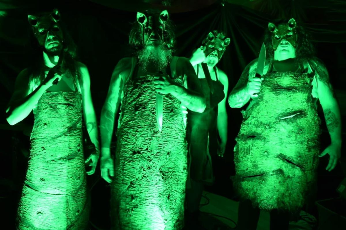 Feed the Corpses to the Pigs Band Photo