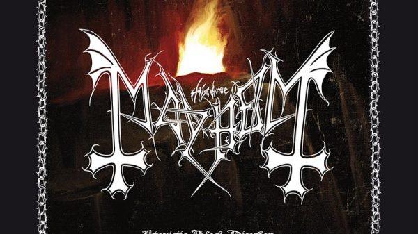 Mayhem > Atavistic Black Disorder / Kommando